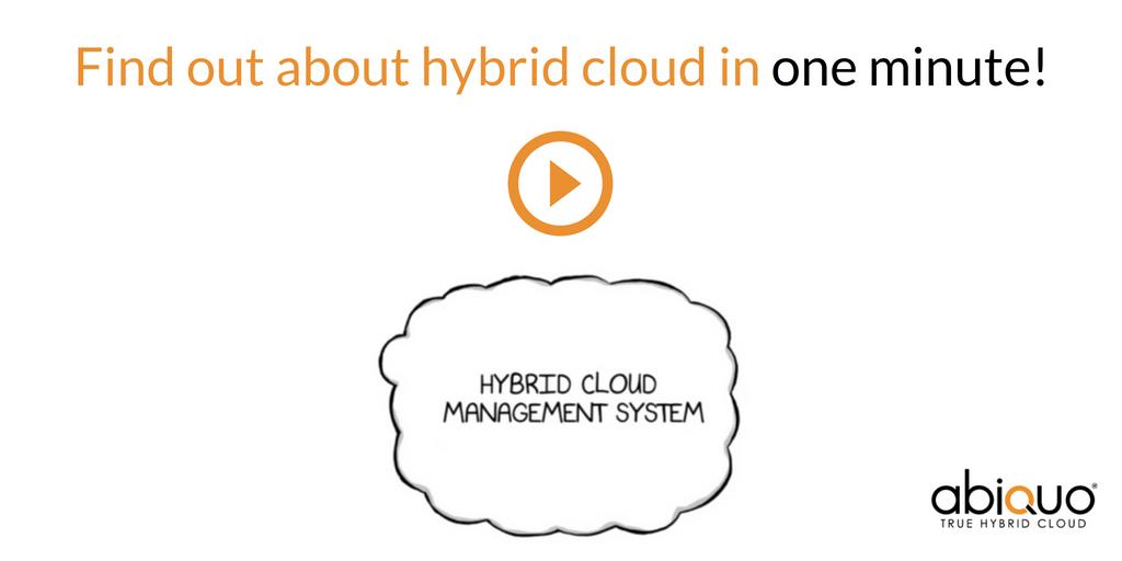 Abiquo cloud management platform overview video
